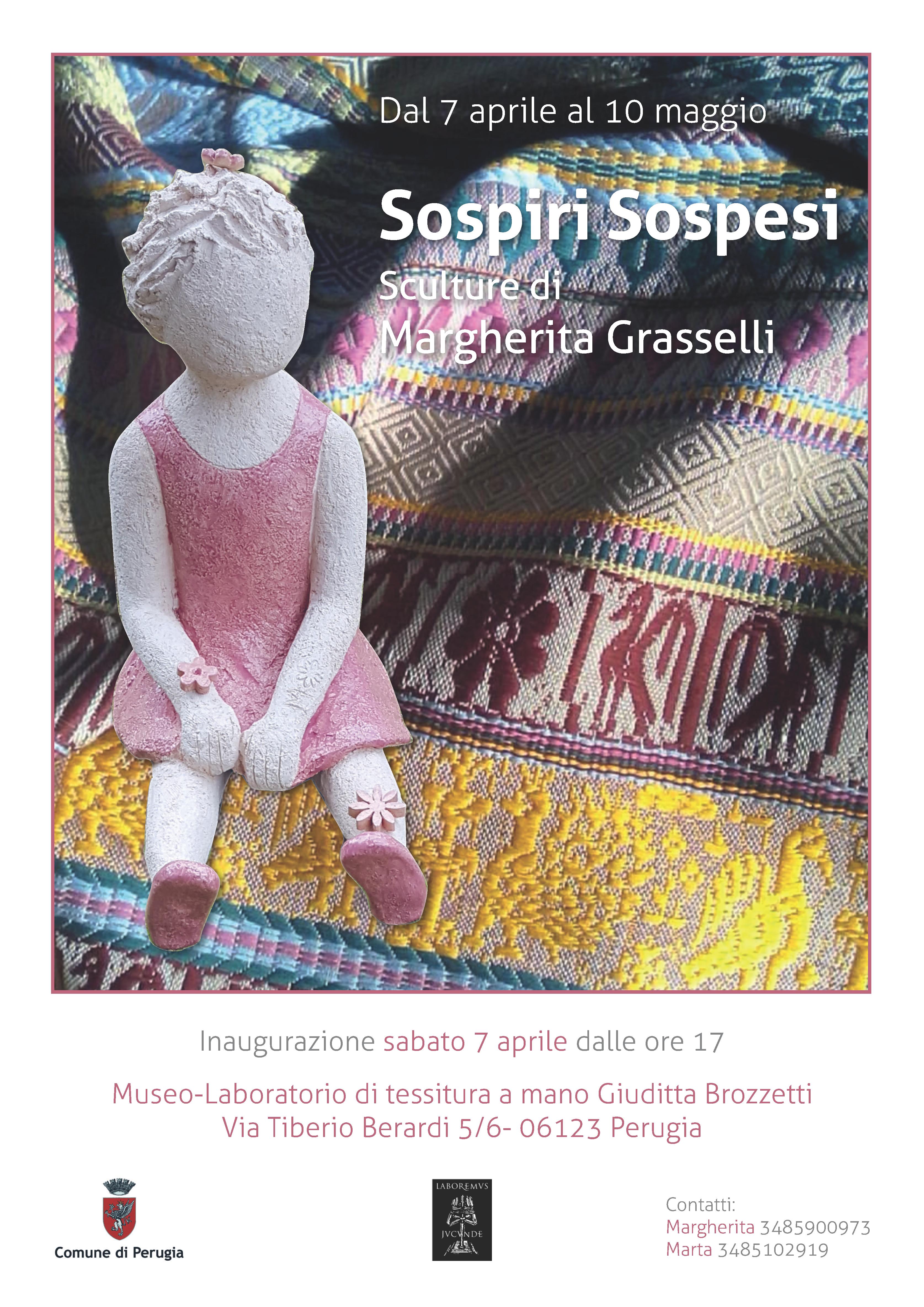 Sospiri Sospesi – Perugia aprile 2018